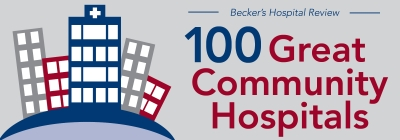 100 great community hospitals award